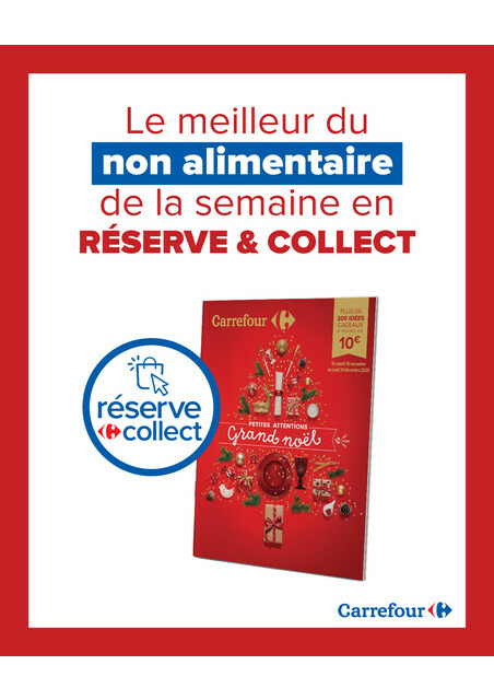 PETITES ATTENTIONS GRAND NOËL (RESERVE & COLLECT)