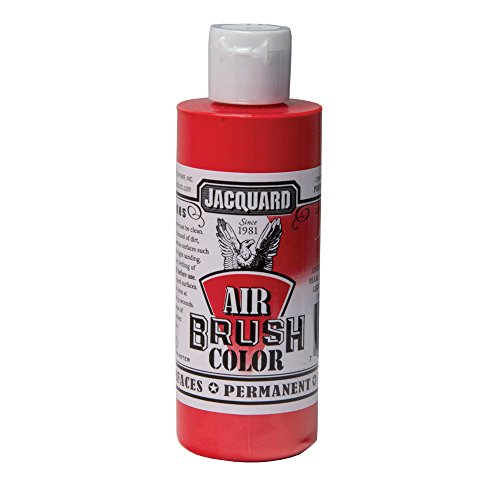 Airbrush color metallic red 4oz