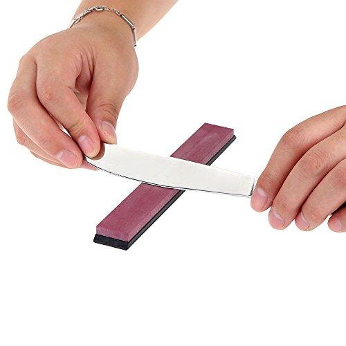 artans (TM) Anself 5000Pierre à aiguiser grain 10003000Couteau Meule Pierre d'affûtage pour couteaux Taille-crayons 150* * * * * * * * * * * * * * * * 5mm 20afiador de faca 0753760388634 Artans