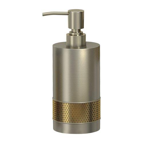 nu acier brossé Selma Pompe savon/Lotion 0847682005400 nu steel