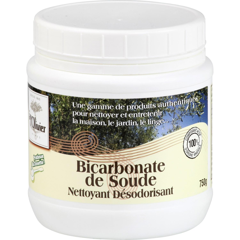 Bicarbonate De Soude Pour Terrasse bicarbonate de soude a l'olivier mieuxa 3256630010071