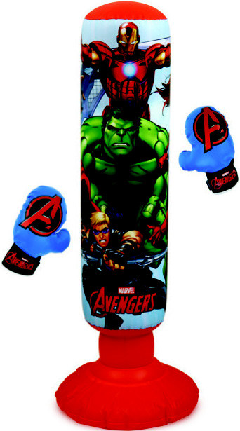 PUNCHING BALL GONFLABLE 3450652099599 Avengers