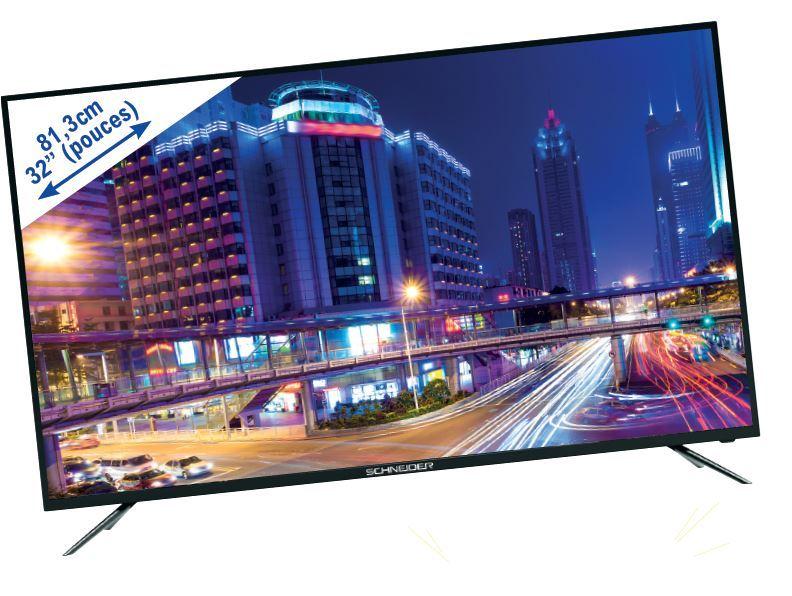 32-SCP250H TV LED  3527570066566 SCHNEIDER