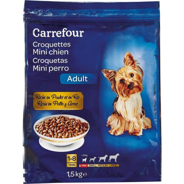 Op Gamme 2eme A 50 Sur La Gamme Pour Chien Carrefour Carrefour 3560071094188