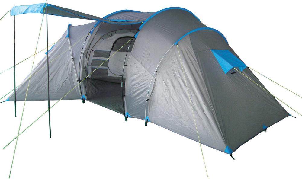 tente 2 places avec double toit