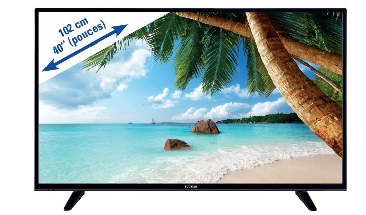 TV LED TL40UHD19NS 3700410349733 TUSCON