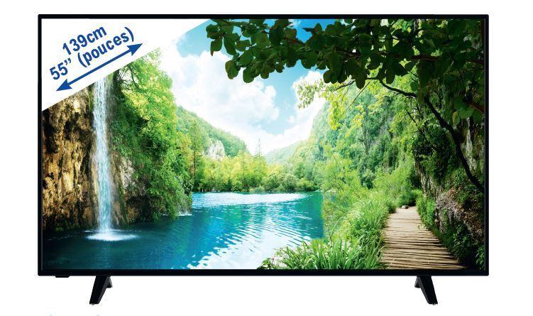 "TL55UHD20NS  TV LED 4K UHD 55"" 3700410352672 Tucson"