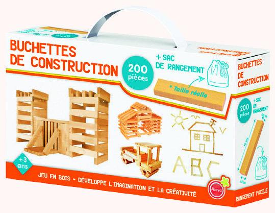 3700476020003 200 Buchettes De Construction