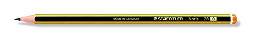 Noris 120 crayons graphites 2b- lot de 12 4007817105023 Staedtler