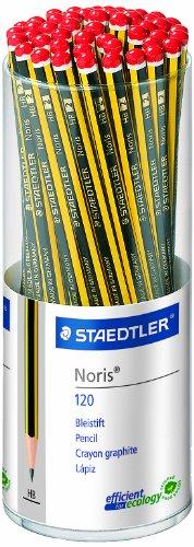 Noris pot de 50 crayons à papier hb 4007817121511 Staedtler