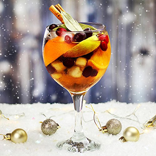 Ville Ballon de Gin 22.7oz/645 ml - Lot de 6 verres à cocktail - Coupe de Ballon Gin & Tonic 5055736967436 bar@drinkstuff