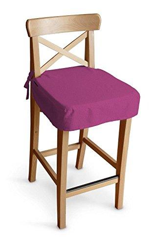 Dekoria Ikea Ingolf Tabouret De Bar Pad Pour Siege Fuchsia 5901775095824