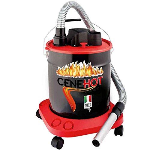 Aspirateur avaleur de cendres chaudes ou froides 8033866841380 Provence Outillage