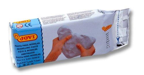 Pro-Art JOVI Pâte à modeler auto-durcissante à l'air - blanc, 500g (1 vendeur)