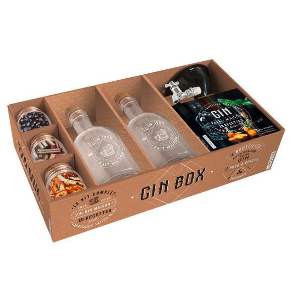 Gin box 9782035933461